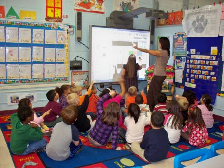 Technology In Elementary Classrooms : The evolution of technology in the classroom home